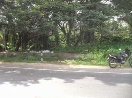 50 cent Commercial land, 35 mtr NH 47 frontage in Kumkbalam